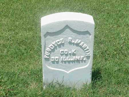MARTIN (VETERAN UNION), FORDYCE R - Pulaski County, Arkansas | FORDYCE R MARTIN (VETERAN UNION) - Arkansas Gravestone Photos