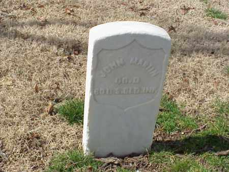 MARTIN (VETERAN UNION), JOHN - Pulaski County, Arkansas | JOHN MARTIN (VETERAN UNION) - Arkansas Gravestone Photos