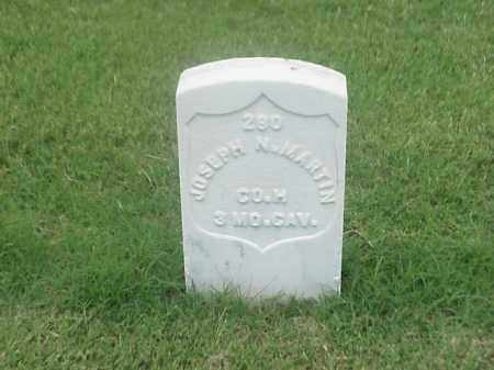 MARTIN (VETERAN UNION), JOSEPH N - Pulaski County, Arkansas | JOSEPH N MARTIN (VETERAN UNION) - Arkansas Gravestone Photos