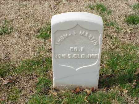 MARTIN (VETERAN UNION), THOMAS - Pulaski County, Arkansas | THOMAS MARTIN (VETERAN UNION) - Arkansas Gravestone Photos