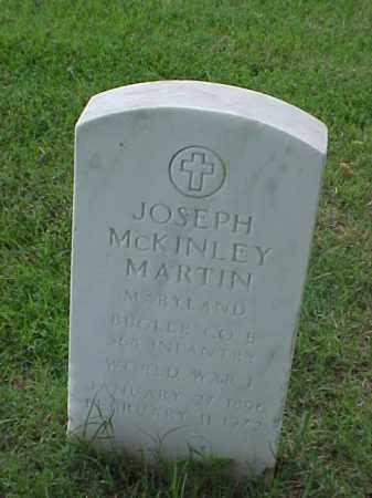 MARTIN (VETERAN WWI), JOSEPH MCKINLEY - Pulaski County, Arkansas | JOSEPH MCKINLEY MARTIN (VETERAN WWI) - Arkansas Gravestone Photos