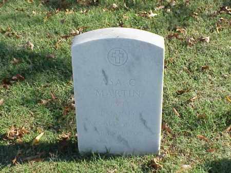 MARTIN (VETERAN WWII), ASA C - Pulaski County, Arkansas | ASA C MARTIN (VETERAN WWII) - Arkansas Gravestone Photos