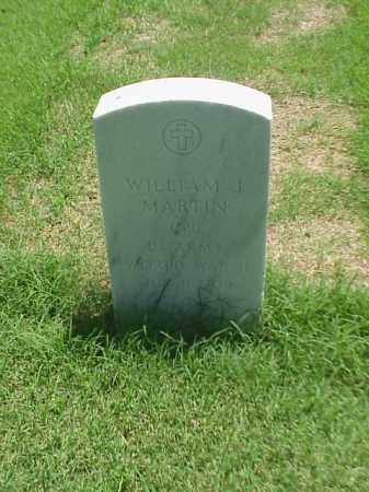 MARTIN (VETERAN WWII), WILLIAM J - Pulaski County, Arkansas | WILLIAM J MARTIN (VETERAN WWII) - Arkansas Gravestone Photos