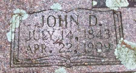 MARTINDALE, JOHN D. - Pulaski County, Arkansas   JOHN D. MARTINDALE - Arkansas Gravestone Photos