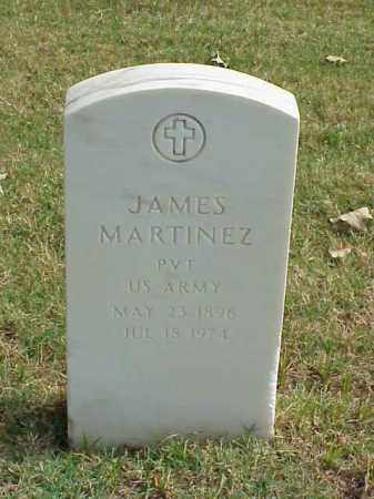 MARTINEZ (VETERAN), JAMES - Pulaski County, Arkansas | JAMES MARTINEZ (VETERAN) - Arkansas Gravestone Photos