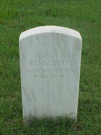 MATHEWS, ELIZABETH - Pulaski County, Arkansas | ELIZABETH MATHEWS - Arkansas Gravestone Photos