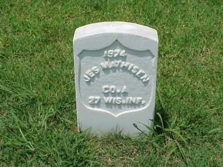 MATHIESEN (VETERAN UNION), JES - Pulaski County, Arkansas | JES MATHIESEN (VETERAN UNION) - Arkansas Gravestone Photos
