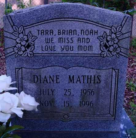 MATHIS, DIANE - Pulaski County, Arkansas | DIANE MATHIS - Arkansas Gravestone Photos