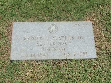 MATHIS (VETERAN VIET), ABNER L - Pulaski County, Arkansas | ABNER L MATHIS (VETERAN VIET) - Arkansas Gravestone Photos