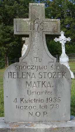 MATKA, HELENA - Pulaski County, Arkansas | HELENA MATKA - Arkansas Gravestone Photos