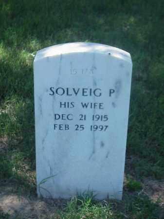 MATLOCK, SOLVEIG P - Pulaski County, Arkansas | SOLVEIG P MATLOCK - Arkansas Gravestone Photos
