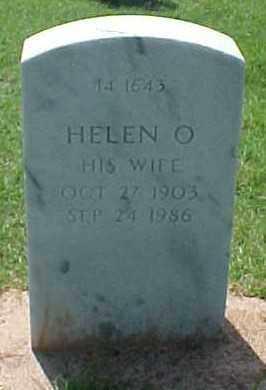 MATTHEWS, HELEN O. - Pulaski County, Arkansas | HELEN O. MATTHEWS - Arkansas Gravestone Photos