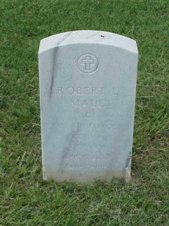 MAUL (VETERAN 2 WARS), ROBERT L - Pulaski County, Arkansas | ROBERT L MAUL (VETERAN 2 WARS) - Arkansas Gravestone Photos