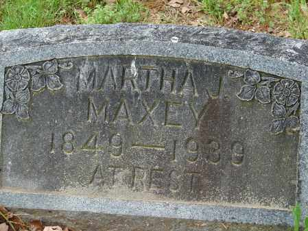 MAXEY, MARTHA J. - Pulaski County, Arkansas | MARTHA J. MAXEY - Arkansas Gravestone Photos