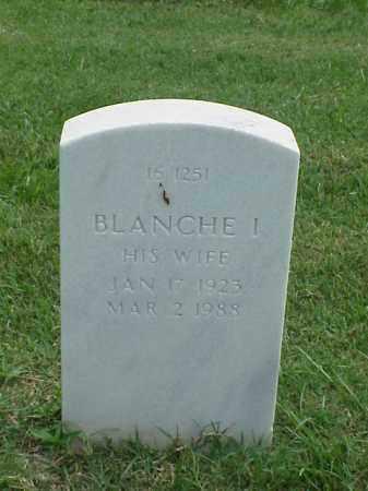 MAXON, BLANCHE I - Pulaski County, Arkansas | BLANCHE I MAXON - Arkansas Gravestone Photos
