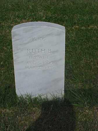 MAY, RUTH B - Pulaski County, Arkansas | RUTH B MAY - Arkansas Gravestone Photos