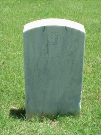 MAY (VETERAN), SILAS - Pulaski County, Arkansas | SILAS MAY (VETERAN) - Arkansas Gravestone Photos