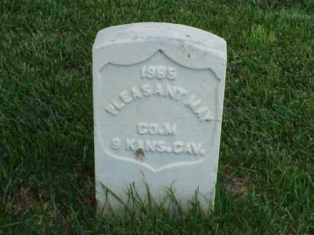 MAY (VETERAN UNION), PLEASANT - Pulaski County, Arkansas | PLEASANT MAY (VETERAN UNION) - Arkansas Gravestone Photos