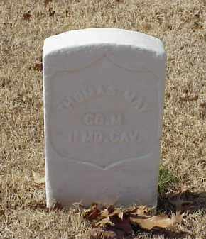 MAY (VETERAN UNION), THOMAS - Pulaski County, Arkansas | THOMAS MAY (VETERAN UNION) - Arkansas Gravestone Photos