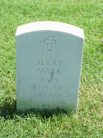 MAYS (VETERAN VIET), JERRY - Pulaski County, Arkansas | JERRY MAYS (VETERAN VIET) - Arkansas Gravestone Photos