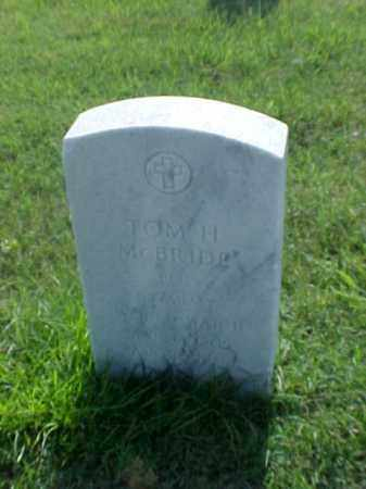 MCBRIDE (VETERAN), TOM H - Pulaski County, Arkansas | TOM H MCBRIDE (VETERAN) - Arkansas Gravestone Photos