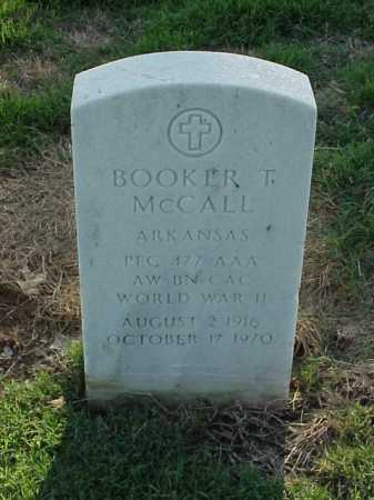 MCCALL (VETERAN WWII), BOOKER T - Pulaski County, Arkansas | BOOKER T MCCALL (VETERAN WWII) - Arkansas Gravestone Photos
