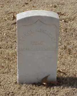 MCCALVEY (VETERAN UNION), GEORGE - Pulaski County, Arkansas | GEORGE MCCALVEY (VETERAN UNION) - Arkansas Gravestone Photos