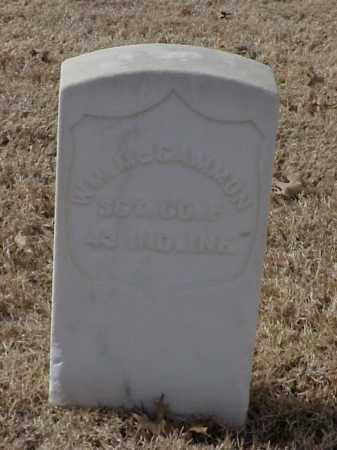 MCCAMMON (VETERAN UNION), WILLIAM - Pulaski County, Arkansas | WILLIAM MCCAMMON (VETERAN UNION) - Arkansas Gravestone Photos