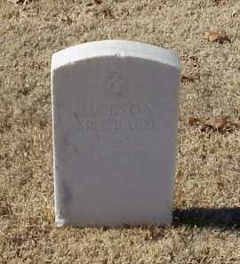 MCCLARD (VETERAN UNION), JACKSON - Pulaski County, Arkansas | JACKSON MCCLARD (VETERAN UNION) - Arkansas Gravestone Photos