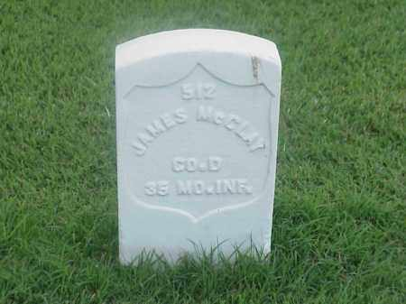 MCCLAY (VETERAN UNION), JAMES - Pulaski County, Arkansas | JAMES MCCLAY (VETERAN UNION) - Arkansas Gravestone Photos