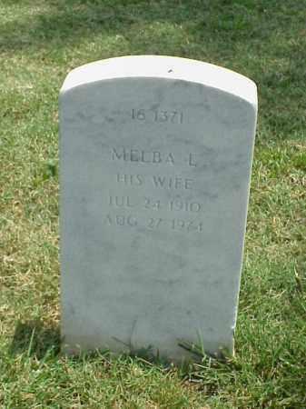 MCCLENDON, MELBA L - Pulaski County, Arkansas | MELBA L MCCLENDON - Arkansas Gravestone Photos
