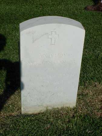 MCCLINTON, JR (VETERAN WWII), ANDREW - Pulaski County, Arkansas | ANDREW MCCLINTON, JR (VETERAN WWII) - Arkansas Gravestone Photos