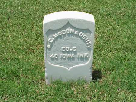 MCCONAUGHEY (VETERAN UNION), A C - Pulaski County, Arkansas | A C MCCONAUGHEY (VETERAN UNION) - Arkansas Gravestone Photos