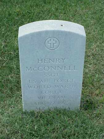 MCCONNELL (VETERAN 3 WARS), HENRY - Pulaski County, Arkansas | HENRY MCCONNELL (VETERAN 3 WARS) - Arkansas Gravestone Photos