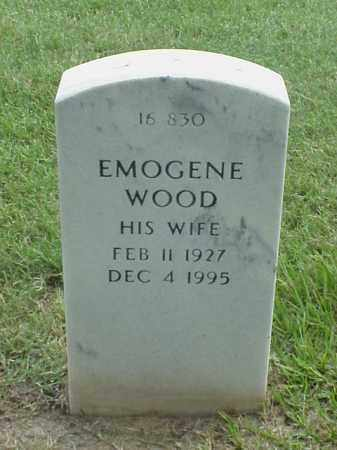 WOOD MCCOOL, EMOGENE - Pulaski County, Arkansas | EMOGENE WOOD MCCOOL - Arkansas Gravestone Photos