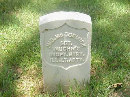 MCCORMICK (VETERAN UNION), JOHN - Pulaski County, Arkansas | JOHN MCCORMICK (VETERAN UNION) - Arkansas Gravestone Photos