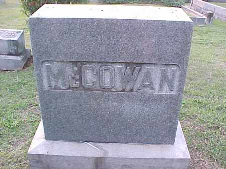 MCCOWAN FAMILY STONE,  - Pulaski County, Arkansas |  MCCOWAN FAMILY STONE - Arkansas Gravestone Photos