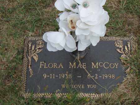 MCCOY, FLORA  MAE - Pulaski County, Arkansas | FLORA  MAE MCCOY - Arkansas Gravestone Photos