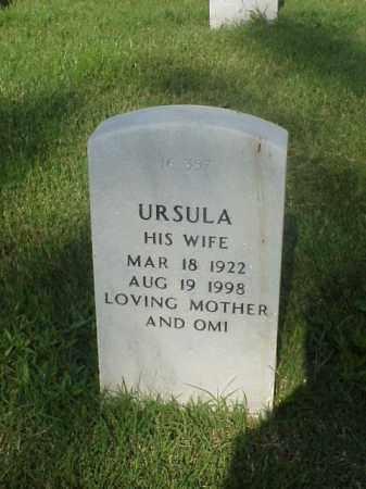 MCCOY, URSULA - Pulaski County, Arkansas | URSULA MCCOY - Arkansas Gravestone Photos