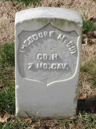MCCOY (VETERAN UNION), THEODORE - Pulaski County, Arkansas | THEODORE MCCOY (VETERAN UNION) - Arkansas Gravestone Photos
