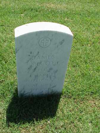 MCCOY (VETERAN WWI), JAMES - Pulaski County, Arkansas | JAMES MCCOY (VETERAN WWI) - Arkansas Gravestone Photos