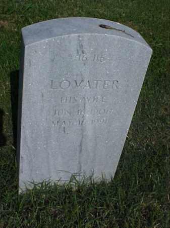 MCCRAW, LOVATER - Pulaski County, Arkansas | LOVATER MCCRAW - Arkansas Gravestone Photos