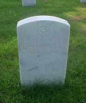 MCCRAW (VETERAN WWII), LAYMOND O - Pulaski County, Arkansas | LAYMOND O MCCRAW (VETERAN WWII) - Arkansas Gravestone Photos
