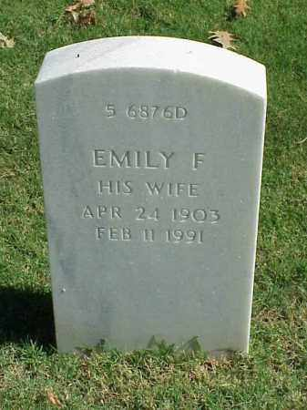 MCCRAY, EMILY F - Pulaski County, Arkansas | EMILY F MCCRAY - Arkansas Gravestone Photos