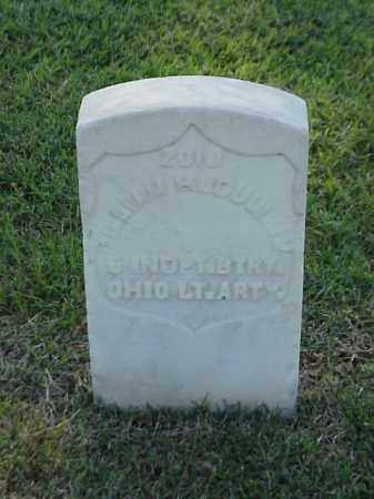 MCCULHAM (VETERAN UNION), WILLIAM - Pulaski County, Arkansas | WILLIAM MCCULHAM (VETERAN UNION) - Arkansas Gravestone Photos