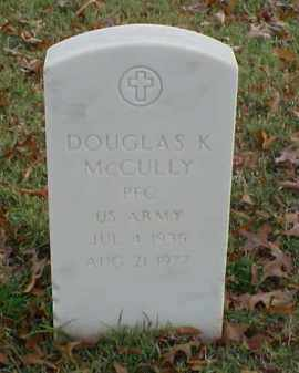 MCCULLY (VETERAN KOR), DOUGLAS K - Pulaski County, Arkansas | DOUGLAS K MCCULLY (VETERAN KOR) - Arkansas Gravestone Photos
