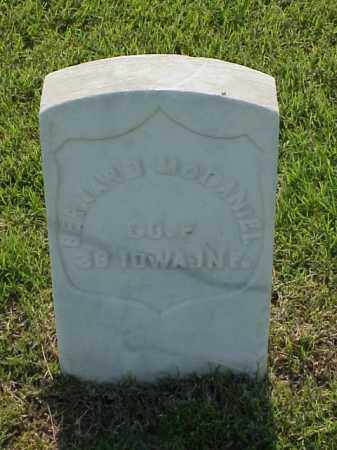 MCDANIEL (VETERAN UNION), BERNARD - Pulaski County, Arkansas | BERNARD MCDANIEL (VETERAN UNION) - Arkansas Gravestone Photos