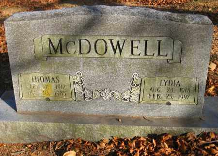 MCDOWELL, THOMAS - Pulaski County, Arkansas | THOMAS MCDOWELL - Arkansas Gravestone Photos