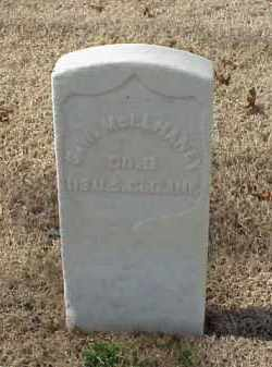 MCELHANEY (VETERAN UNION), GEORGE W - Pulaski County, Arkansas | GEORGE W MCELHANEY (VETERAN UNION) - Arkansas Gravestone Photos