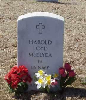 MCELYEA (VETERAN KOR), HAROLD LOYD - Pulaski County, Arkansas | HAROLD LOYD MCELYEA (VETERAN KOR) - Arkansas Gravestone Photos